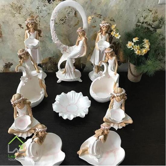 تصویر ظرف هفت سین فرشته