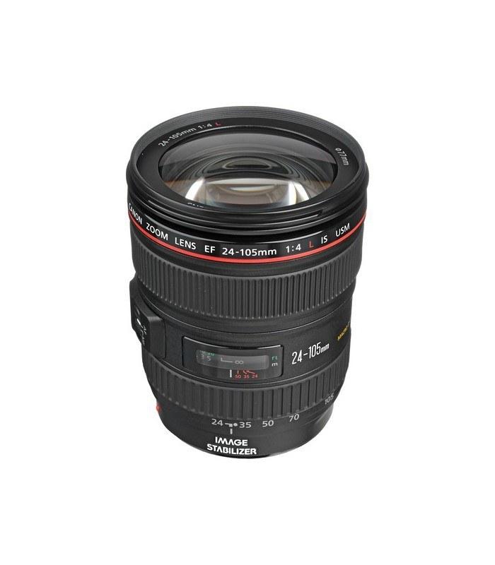 تصویر لنز عکاسی کانن EF 24-105mm F4.0 L IS USM EF 24105mm F40 L IS USM