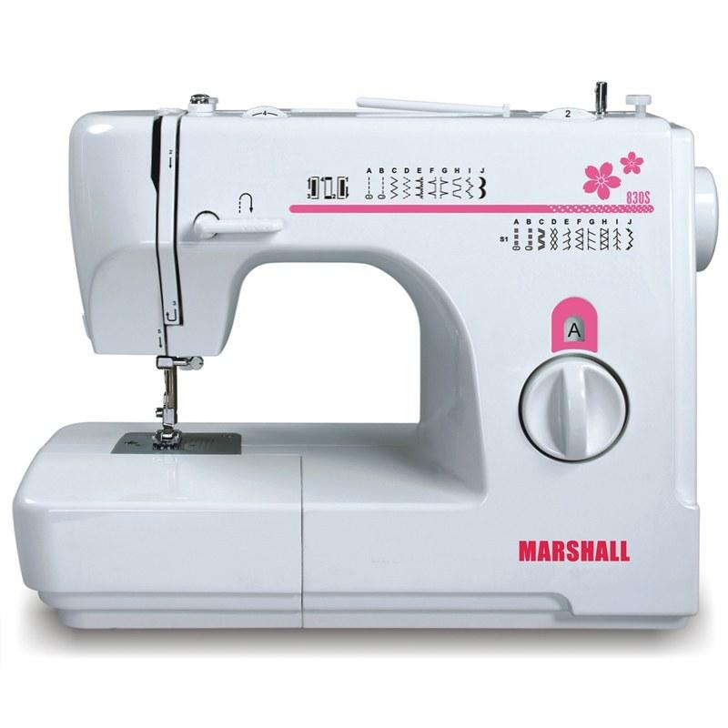 تصویر چرخ خیاطی مارشال مدل 830S ا Marshall 830S Sewing Machine Marshall 830S Sewing Machine