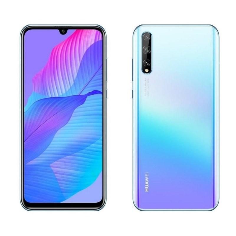 Huawei Y8P+ هدیه پاور بانک - مشکی
