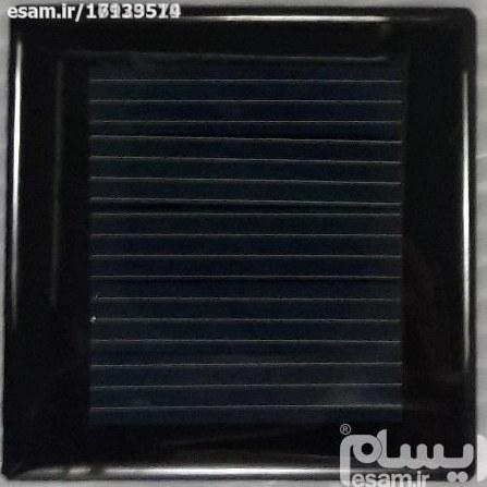 main images پنل خورشیدی 2.5 ولت 90 میلی آمپر 225 میلی وات