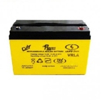 تصویر باتری 12 ولت 7.5 آمپر صبا باتری - Saba Battery
