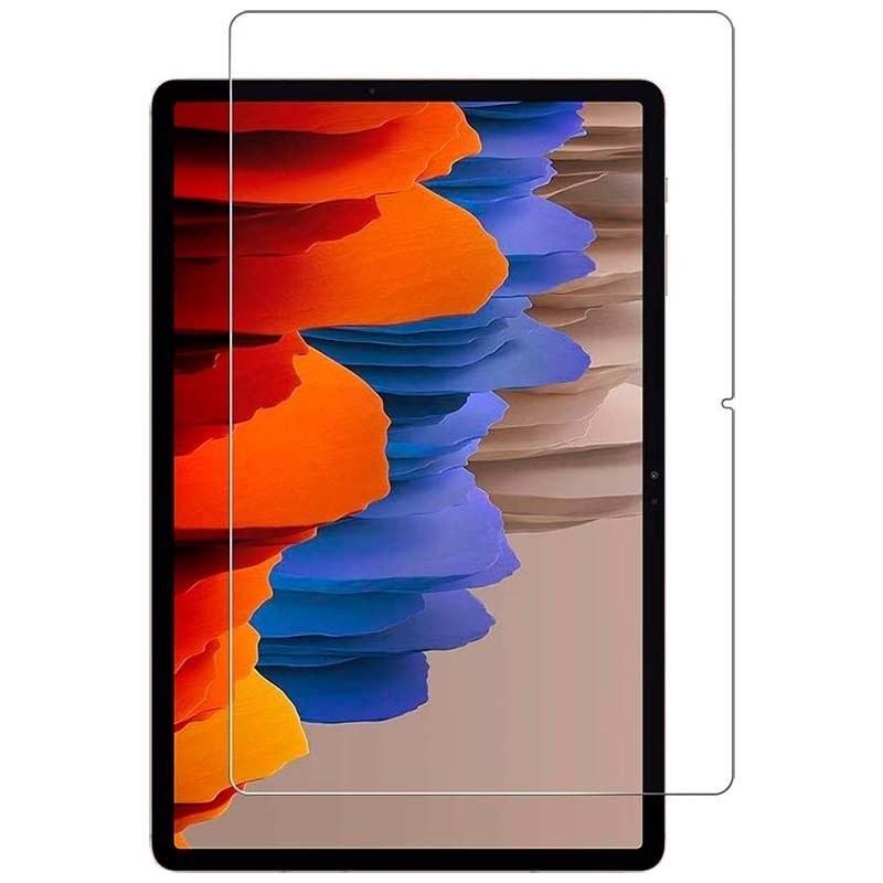 تصویر محافظ صفحه گلس تبلت سامسونگ Galaxy Tab S7 T870 / T875
