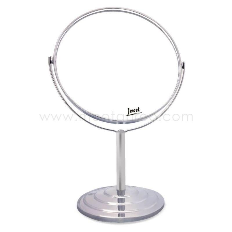 آینه رومیزی گرد سایز 8 Jewel