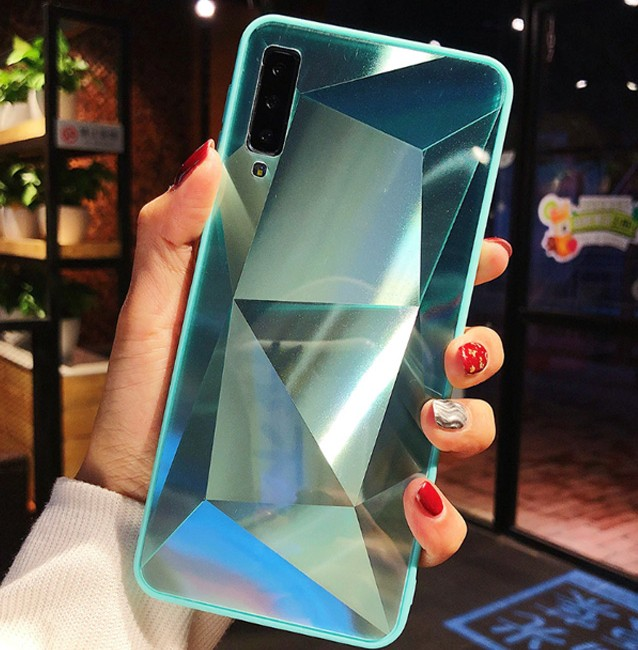 قاب گوشی الماسی diamond case samsung galaxy A50 |