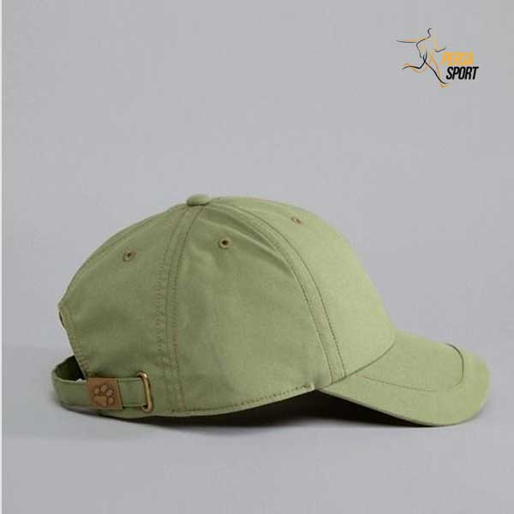 تصویر کلاه جک ولفسکین EL DORADO BASE CAP Green