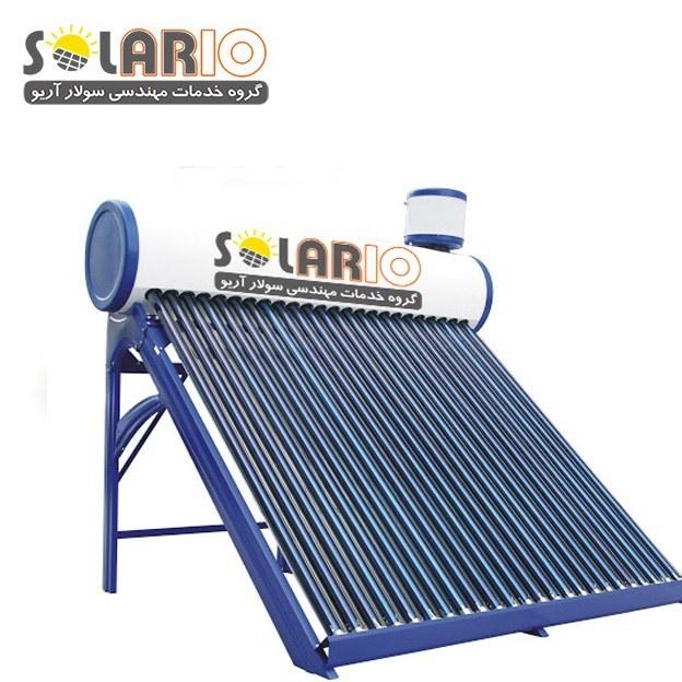 تصویر آبگرمکن خورشیدی 150 لیتری