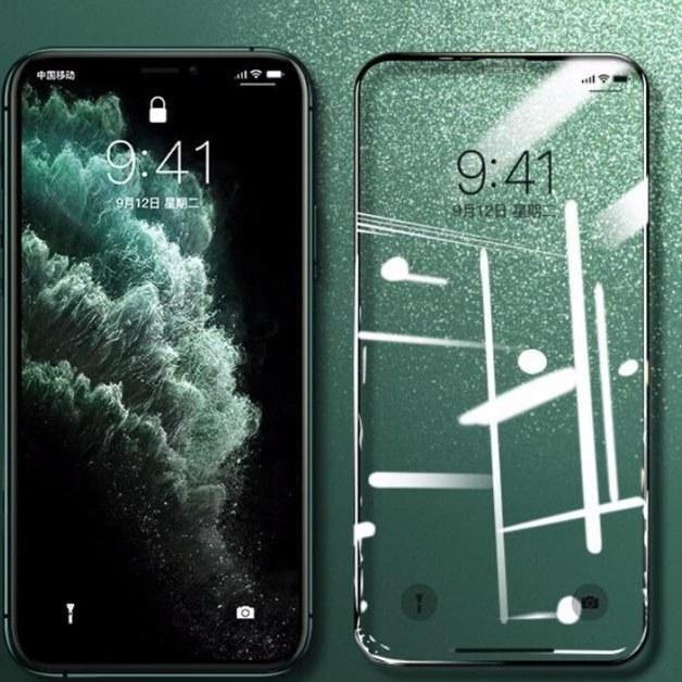 گلس سرامیکی براق آیفون Ceramic Full Glass Apple iPhone 11 Pro Max | Ceramic Full Glass Apple iPhone 11 Pro Max