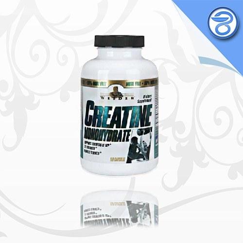 کراتین مونوهیدرات ویدر – Creatine Monohydrate Weider