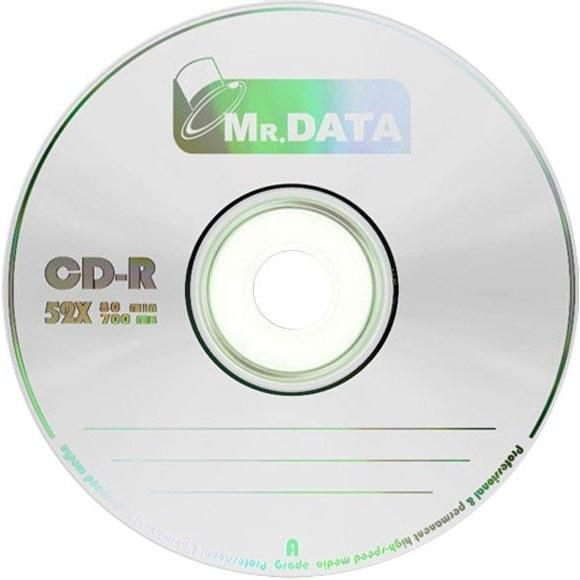 سی دی خام مستردیتا شرینک 50 عددی |