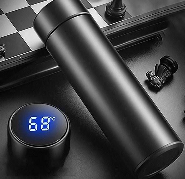 تصویر فلاسک هوشمند یونیک گنجایش ۰٫۵ لیتر