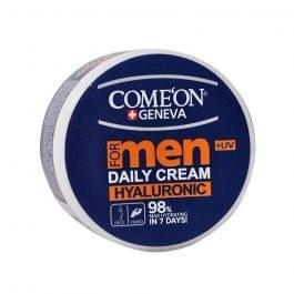 تصویر کرم مرطوب کننده کاسه ای کامان مخصوص آقایان حجم 240 میل Comeon Moisturizing Daily Cream For Men 240ml