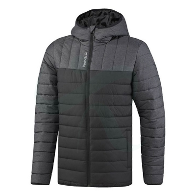 کاپشن مردانه ریبوک Reebok Outdoor Padded Jacket Black BR0462