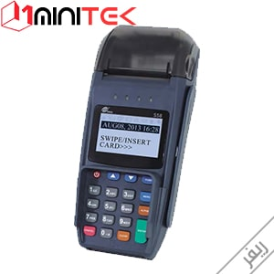 دستگاه کارتخوان-پوز بانکی ثابت و سیار Pax s58 Pos