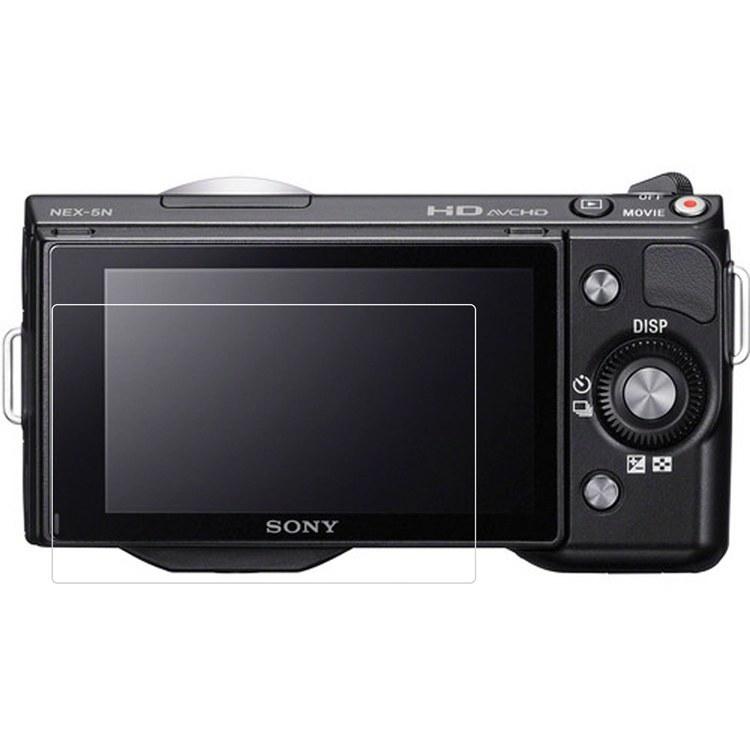 تصویر محافظ صفحه نمایش LCD Screen Protector for Sony A6500/6400/6300/6000