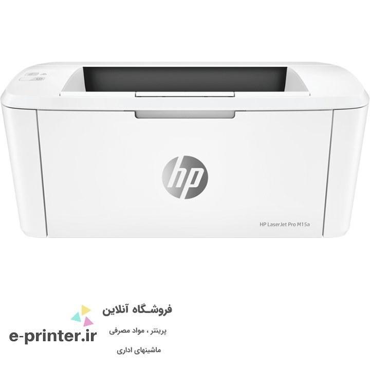 main images پرینتر سیاه و سفید تک کاره اچ پی مدل لیزرجت پرو M15a HP LaserJet Pro M15a Printer
