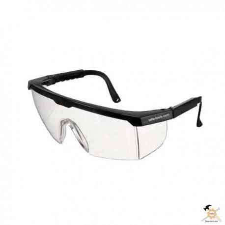 تصویر عینک محافظ ub400 Star model laboratory goggles