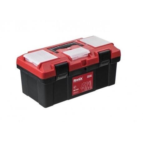 تصویر جعبه ابزار پلاستیکی رونیکس مدل RH-9153 Ronix RH-9153 Tool Box
