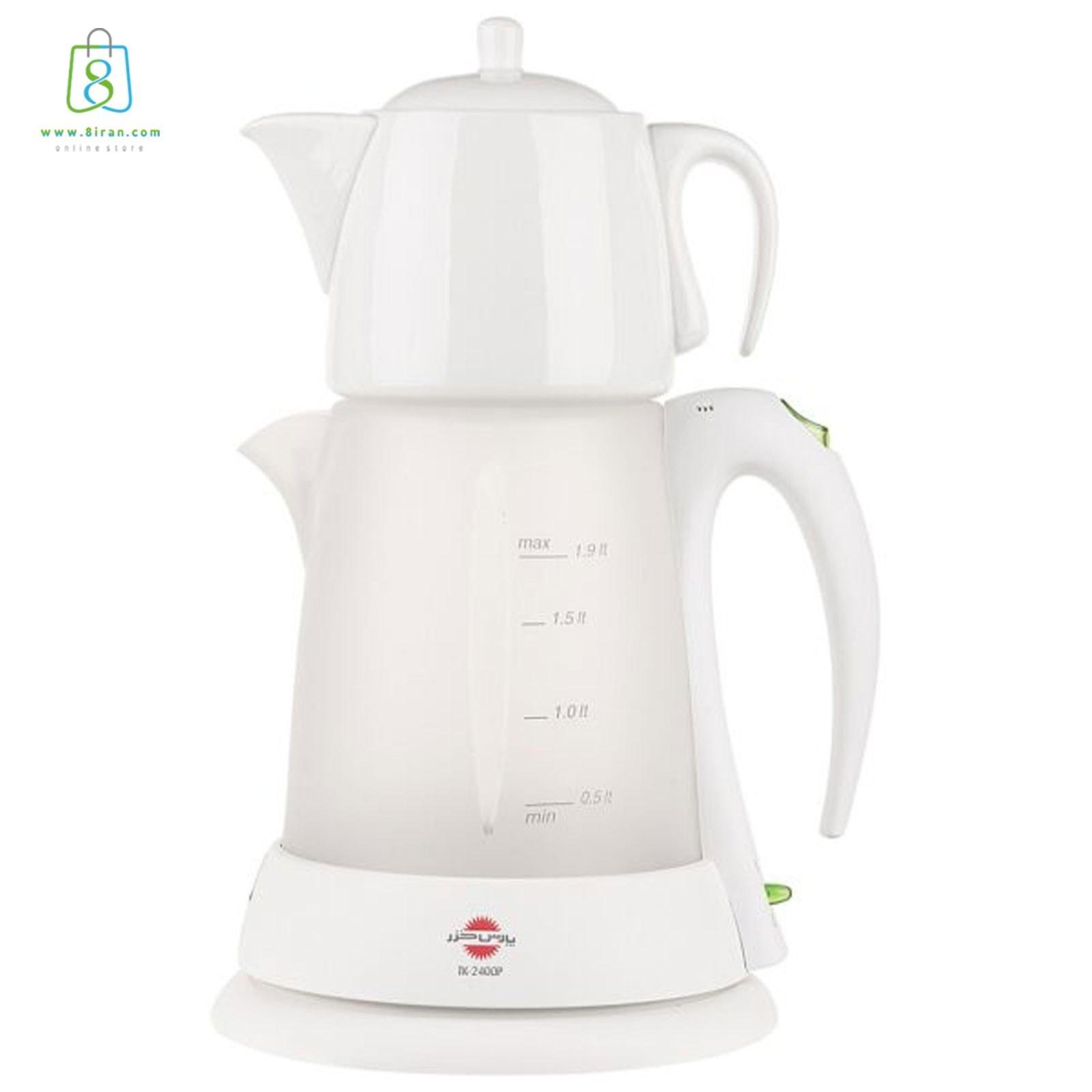 تصویر چای ساز پارس خزر مدل 2400P