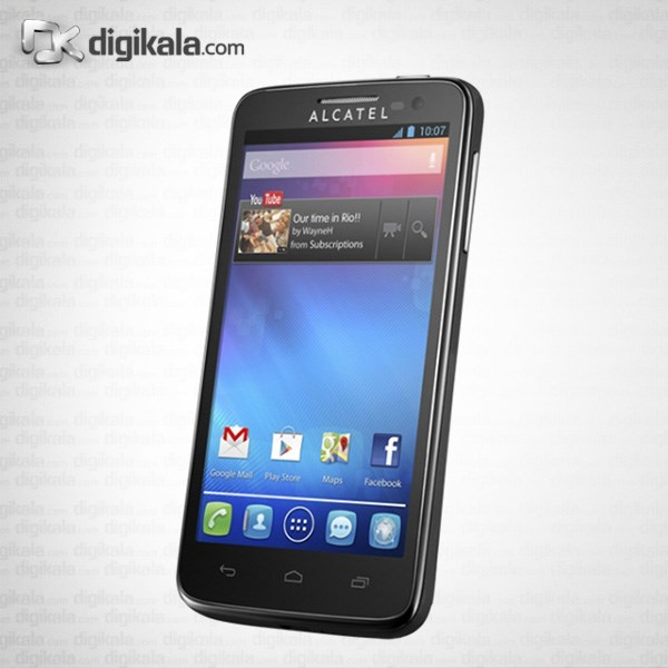 img گوشی آلکاتل وان تاچ ایکس پاپ 5035D | ظرفیت 4 گیگابایت Alcatel One Touch X Pop 5035D | 4GB