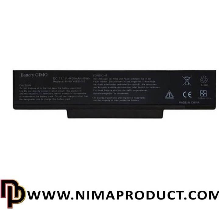 main images باتری لپ تاپ ام اس آی مدل MSI SQ524-SQ528-SQ529