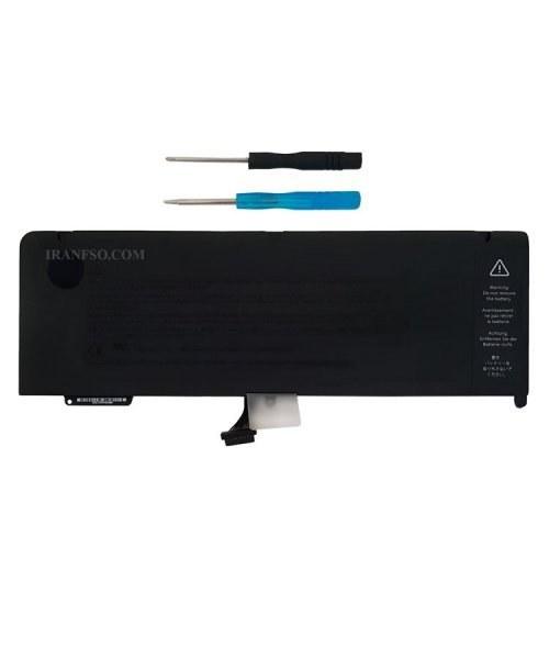 تصویر باتری لپ تاپ اپل A1321 Pro 15inch A1286-2009-2010 اورجینال
