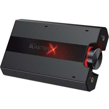 تصویر کارت صدا و آمپلی فایر هدفون کریتیو مدل Sound BlasterX G5