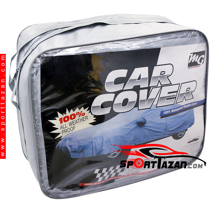 main images چادر خودرو چهار فصل MG Sport MG Sport Car Cover