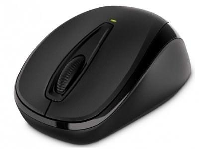 تصویر موس اپتیکال مایکروسافت Microsoft Wireless 3000 V2