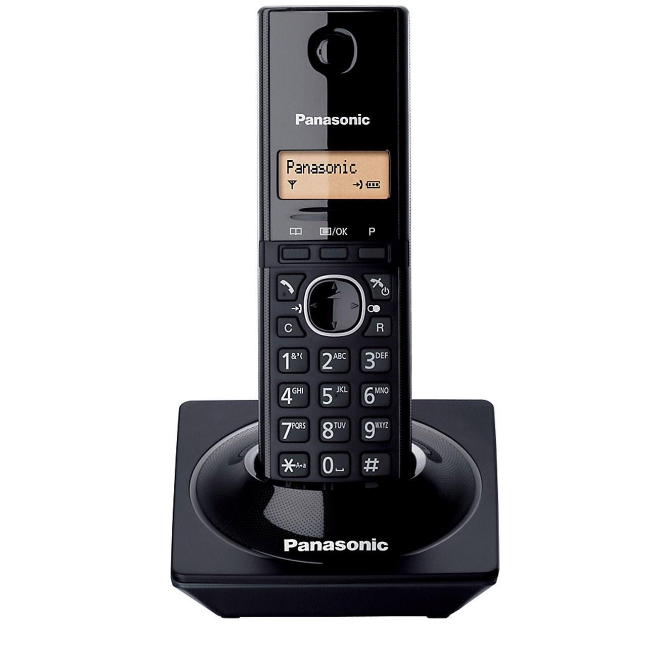 تصویر تلفن بی سیم پاناسونیک مدل KX-TGC1711 Panasonic KX-TGC1711 Wireless Phone