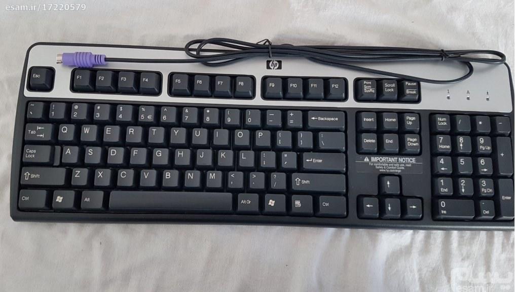 HP KB-0316  کیبورد اچ پی