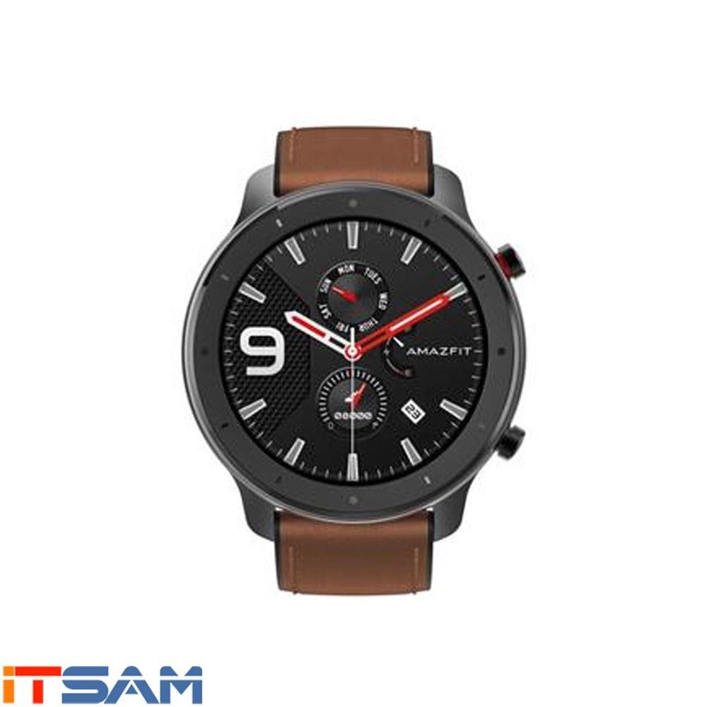 تصویر ساعت هوشمند شیائومی AmazFit GTR 47mm  ا Amazfit GTR 47mm Smart Watch  Amazfit GTR 47mm Smart Watch