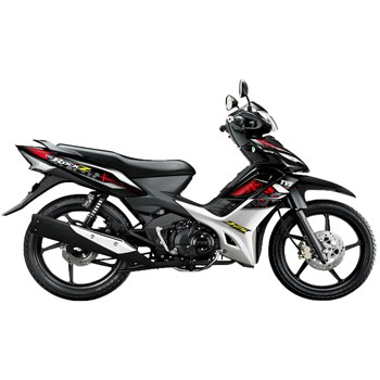 موتورسيکلت تي وي اس مدل RockZ سال 1396 | TVS RockZ 1396 Motorbike