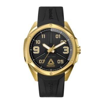 ساعت مچی آنالوگ ریبوک مدل Uppercut Gold Black