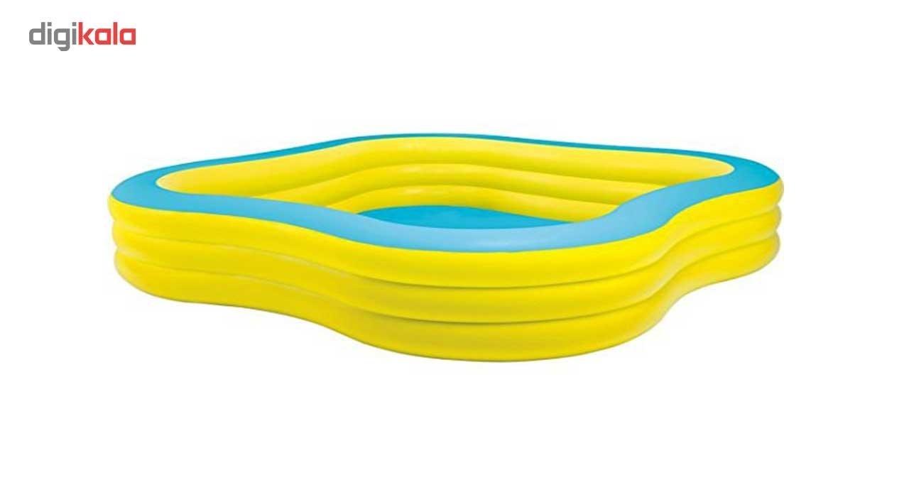 تصویر استخر بادی اینتکس مدل 57495