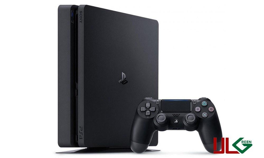 تصویر کنسول خانگی سونی پی اس ۴ اسلیم  ps4 Playstation 4 Slim Region 2 500GB 1Gamepad Game Console Playstation 4 Slim Region 2 500GB HDD 1Gamepad Game Console