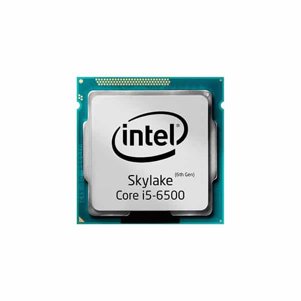 تصویر سی پی یو اینتل مدل Core i5-6500 تری