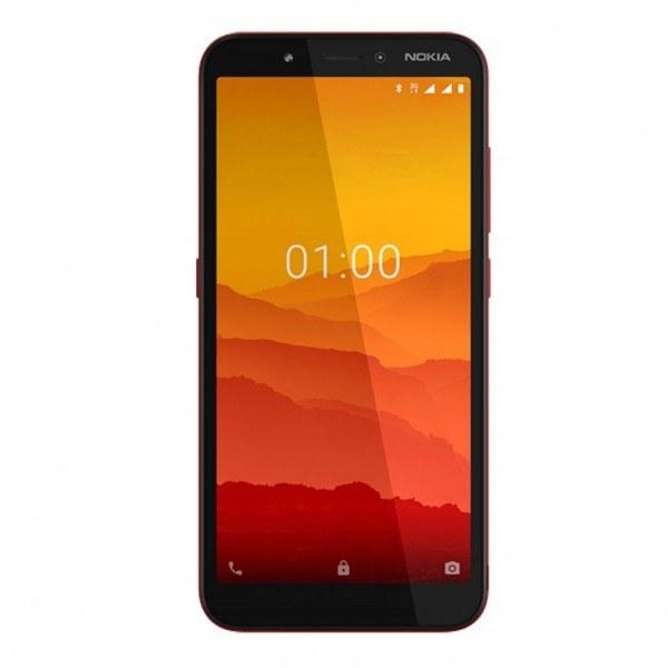 تصویر گوشی موبایل نوکیا مدل C1 ظرفیت 16 گیگابایت با 1 گیگابایت رم