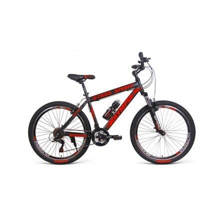 دوچرخه دو شاخ کمک دار مدل 26410 سایز 26   Olympia 26410 Mountain Bicycle Size 26