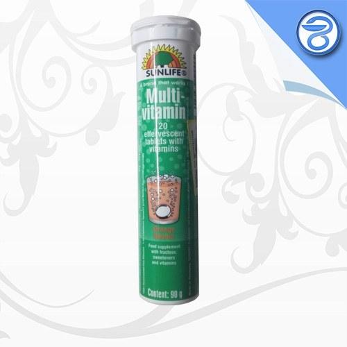 مولتی ویتامین جوشان سان لایف – SUNLIFE Multi vitamin