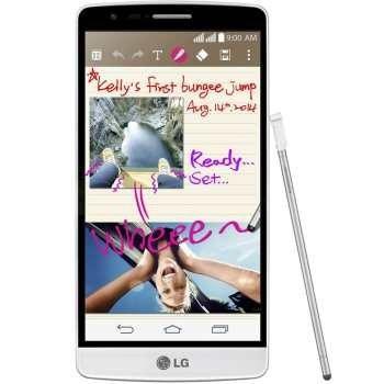 تصویر گوشی الجی G3 Stylus | ظرفیت 8 گیگابایت LG G3 Stylus | 8GB