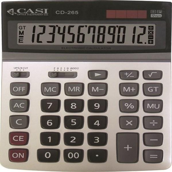 ماشین حساب کاسی مدل سی دی 265