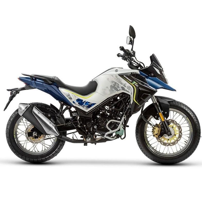 تصویر موتور سیکلت گلکسی Galaxy NH180