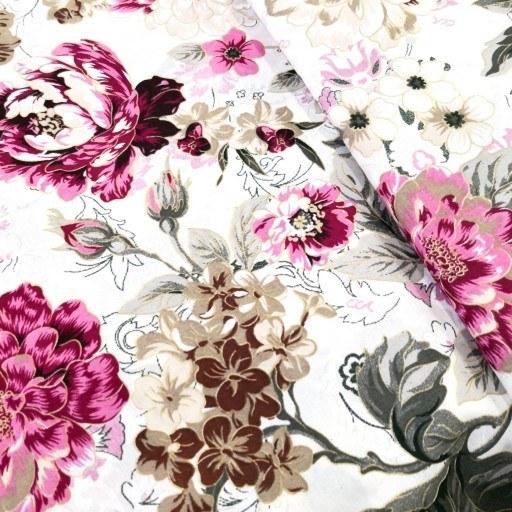 عکس پارچه ملحفه متری مدل گل درشت  پارچه-ملحفه-متری-مدل-گل-درشت