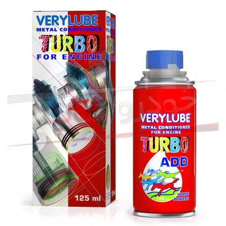 تصویر مکمل روغن متال کاندیشنر توربو زادو XADO VERYLUBE Turbo Metal Conditioner