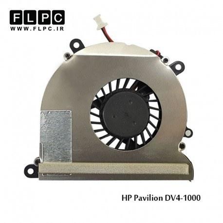 تصویر فن لپ تاپ اچ پی DV4-1000 دوسیم HP Pavilion DV4-1000 Laptop CPU Fan _intel