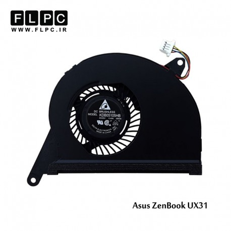 تصویر فن لپ تاپ ایسوس Asus ZenBook UX31 Laptop CPU Fan