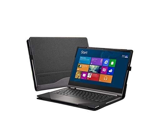 عکس Huawei MateBook X Pro Case، PU Leather Folio Stand Cover Laptop Cover Case Case 13.9 اینچ برای Huawei MateBook X Pro Series، Grey  huawei-matebook-x-pro-case-pu-leather-folio-stand-cover-laptop-cover-case-case-139-اینچ-برای-huawei-matebook-x-pro-series-grey