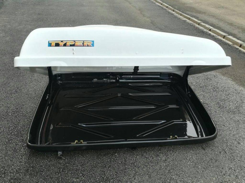 جعبه باربند مسافرتی خودرو 425 لیتری