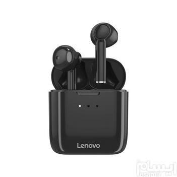 تصویر هندزفری بلوتوث دو تایی Lenovo QT83 ا Lenovo QT83 Wireless Handsfree Lenovo QT83 Wireless Handsfree